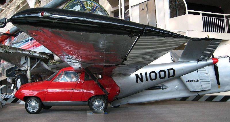 Aerocar 飞行汽车